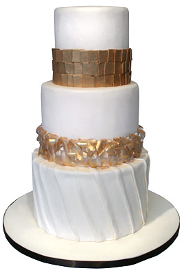 Wedding Cake - The Sugar Syndicate Chicago