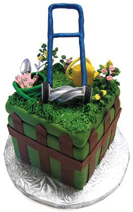 The Sugar Syndicate Custom Cake